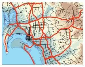Initial Map