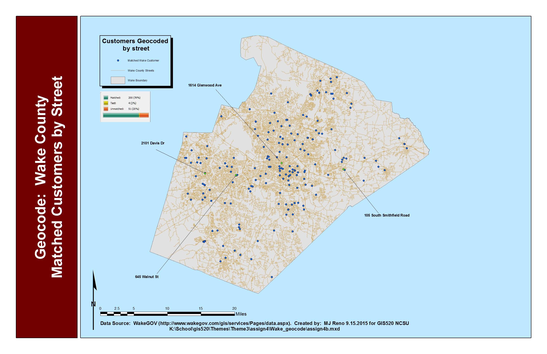 Geocoding Tabular Data | spatialcertainty net
